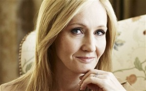 J.K. Rowling Image via The Telegraph